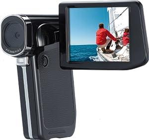 Rollei Movieline P6 HD Video Camcorder schwarz