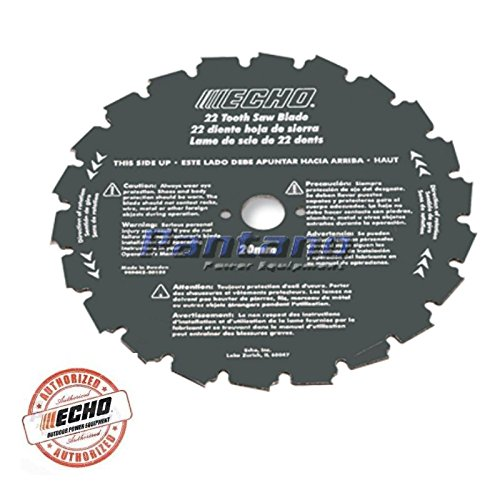 Echo OEM Brushcutter Clearing Saw 22 Tooth 20MM Blade 99944200130