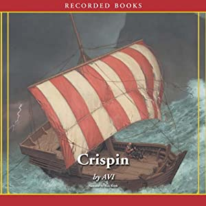 Crispin, at the Edge of the World Audiobook