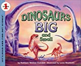 Dinosaurs Big and Small (Let's-Read-and-Find-Out Science, Stage 2) (0060279354) by Zoehfeld, Kathleen Weidner
