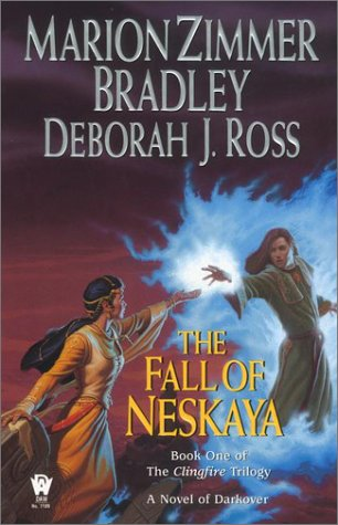 Image for The Fall of Neskaya (The Clingfire Trilogy, Book 1)