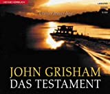 echange, troc John Grisham - Das Testament (Livre en allemand)