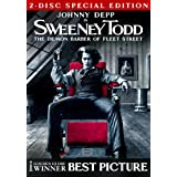 Sweeney Todd - The Demon Barber of Fleet Street (Two-Disc Special Collector's Edition) ~ Johnny Depp