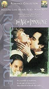 Age of Innocence [VHS]