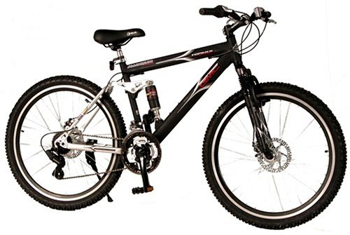 GMC Topkick Dual-Suspension Mountain Bike