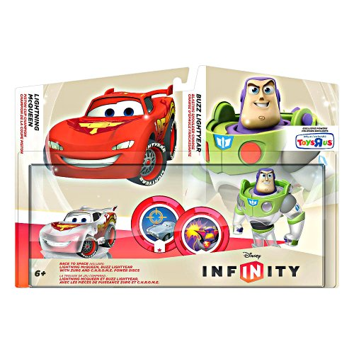 Disney Infinity TRU Exclusive Race to Space Pack with ...