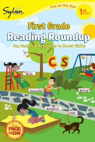 First Grade Reading Roundup (Fun on the Run Language Arts)