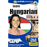Talk Now! Learn Hungarian. CD-ROM: Essential Words and Phrases for Absolute Beginnersby EuroTalk