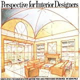 img - for Perspective for Interior Designers [Paperback] [1989] John Pile book / textbook / text book