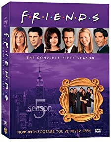 Friends: The Complete Fifth Season from Warner Home Video