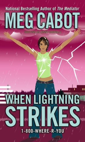 When Lightning Strikes (Meg Cabot)
