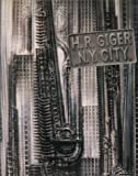 H.R. Giger, N.Y. City (German Edition) (3859146106) by Giger, H. R