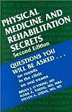 img - for Physical Medicine & Rehabilitation Secrets, 2e book / textbook / text book