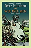 The Wee Free Men (0060012374) by Terry Pratchett