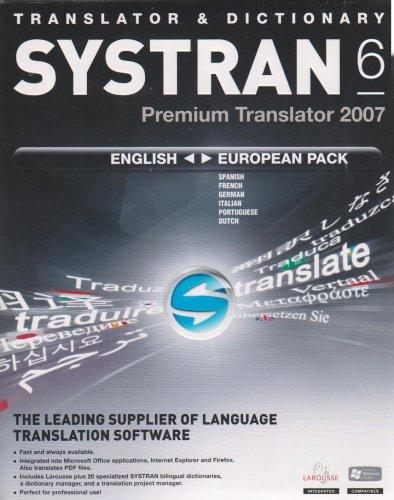 Premium Translator 2007 v6 - European (PC)