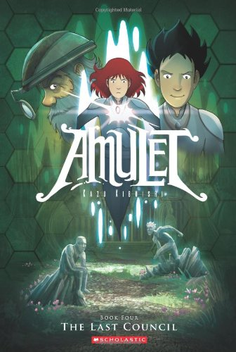 Amulet 4: The Last Council