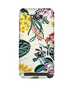 Pick Pattern Back Cover for Asus Zenfone Max ZC550KL