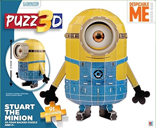 Cardinal-Industries-Puzz-3D-Despicable-Me-Minion-Puzzle