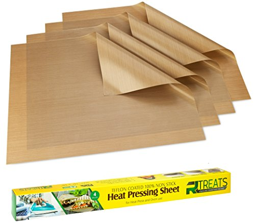 Non Stick Heat Press Teflon Sheet