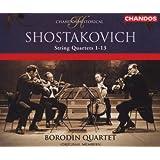 Shostakovich: String Quartets Nos. 1 - 13