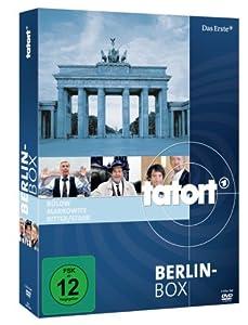 Tatort: Berlin-Box [3 DVDs]