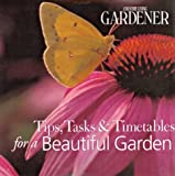 img - for Country Living Gardener Tips, Tasks & Timetables for a Beautiful Garden book / textbook / text book