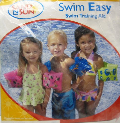 Swim Easy Trainers / Arm Floats for Kids - 1
