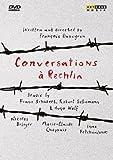 echange, troc Conversations A Rechlin