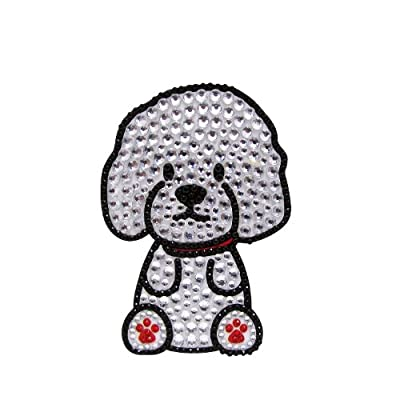 Love Your Breed Rhinestone Sticker, Chinese Crested