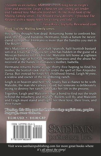 The Reward (Malloy Family, Book 3)