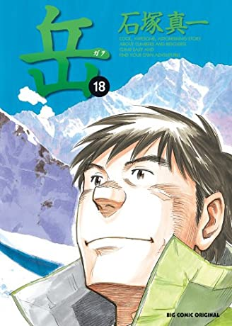 岳 18 (ビッグ コミックス)