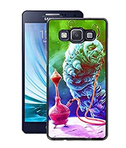 Aart Designer Luxurious Back Covers for Samsung Galaxy A5 + Flexible Portable Thumb OK Stand by Aart Store.