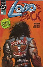 Lobo's Back: #1 (of 4) May 92 by Keith…
