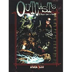 *OP WoD: Outcasts (World of Darkness (White Wolf Paperback)) by James Moore
