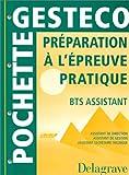 echange, troc Albert, Boucher, Charr - Préparation à l'épreuve pratique, BTS. Pochette de l'élève