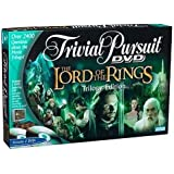 Hasbro Trivial Pursuit Dvd Game The Lord Of The Rings Edition