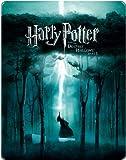 【限定スチールブック仕様】 ハリー・ポッターと死の秘宝 PART1 ブルーレイ版(生フィルム〈5コマ〉とミニクリアファイル付き)[6,000セット数量限定] [Blu-ray]