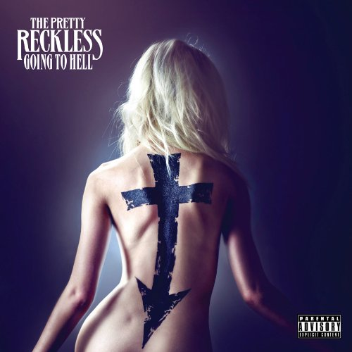 Original album cover of Going to Hell by The Pretty Reckless
