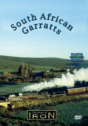 Cover art for  South African Garratts - Steam Around the World