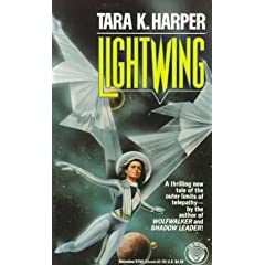 Lightwing by Tara K. Harper