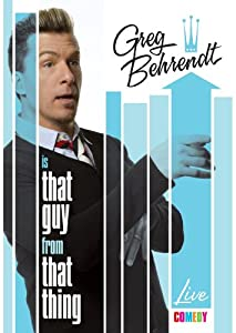 Behrendt;Greg Is That Guy from