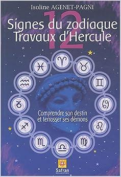 12 signes du zodiaque 12 travaux d 39 hercule french edition 9782930211305 books. Black Bedroom Furniture Sets. Home Design Ideas