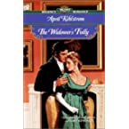 Book Review on The Widower's Folly (Signet Regency Romance) by April Kihlstrom
