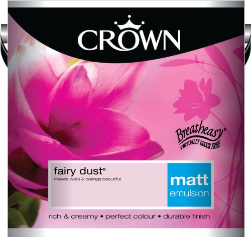 Crown Matt 2.5L Emulsion - Fairy Dust