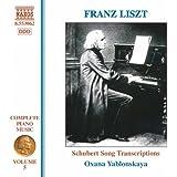 Liszt: Schubert Song Transcriptions, Vol. 1