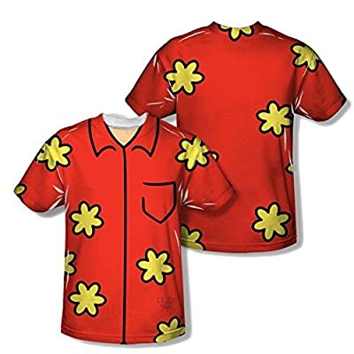 Family Guy Quagmire Costume All Over Front/Back T-Shirt