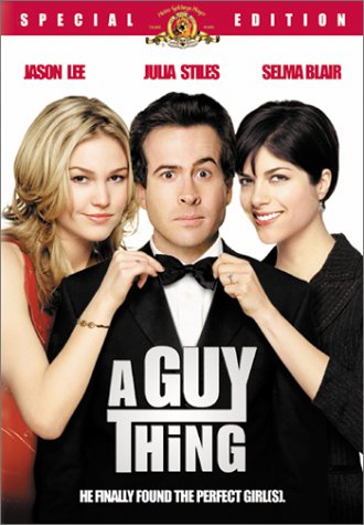 Cover art for  A Guy Thing