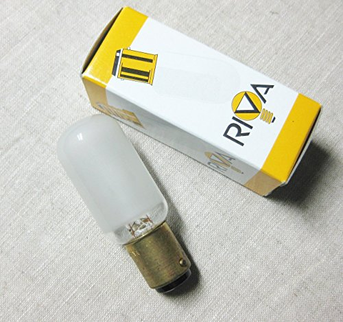 BERNINA BULB LIGHT(Original) for Models: 700, 701, 707, 708...1015 & Models Listed (Bernina Model 730 compare prices)