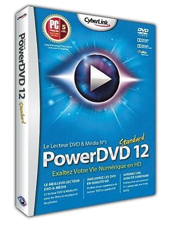 PowerDVD 12 Standard