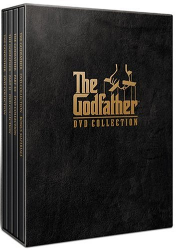 The Godfather DVD Collection (The Godfather/ The Godfather - Part II/ The Godfather - Part III)